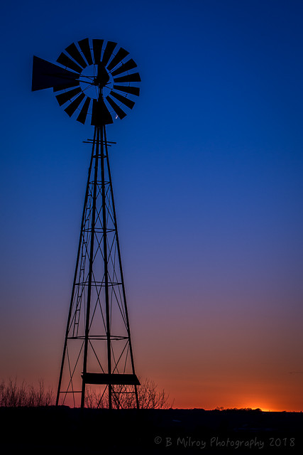 evening windmill silhouette found this windmill right at s flickr