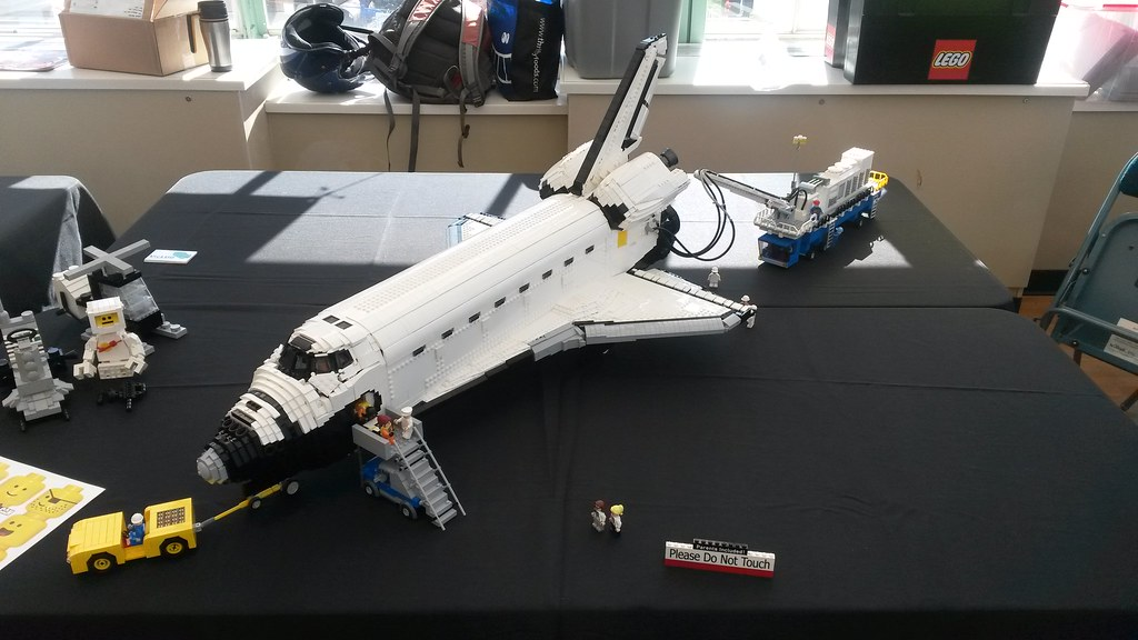 lego space shuttle bauplan - photo #16