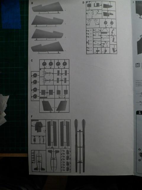 Ouvre-boîte Northrop YB-49 [Italeri 1/72] 27228922518_03a7fdb01d_z