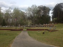High Shoals Missionary Baptist Cemetery