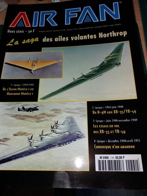 Les géants des airs : Le Northrop YB-49 [Italeri 1/72] 40432378754_78851aa4dd_z