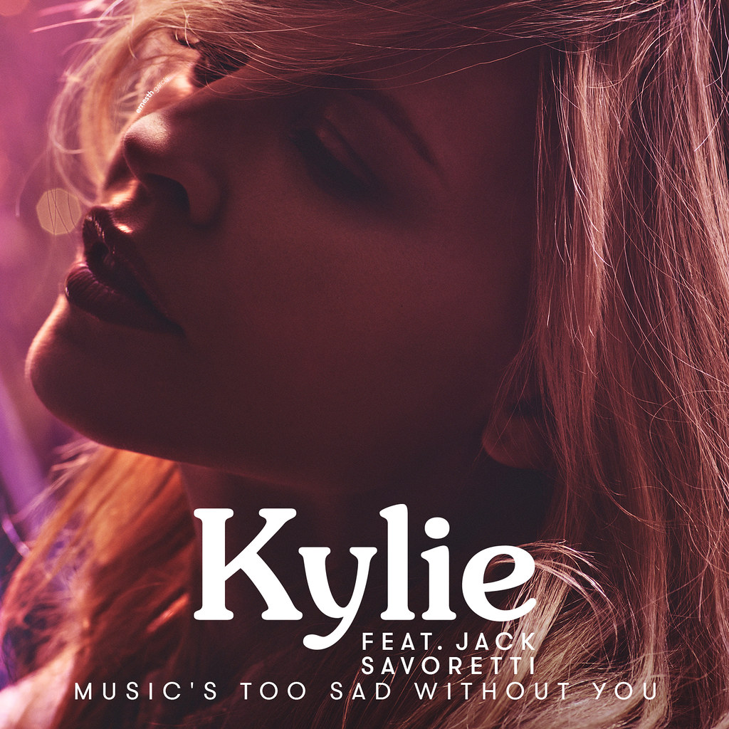 Risultati immagini per Kylie Minogue, Jack Savoretti - Music's Too Sad Without You