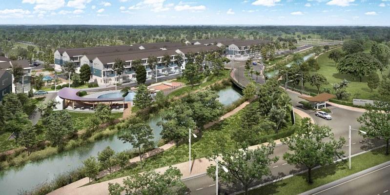 Phối cảnh dự án River Park quận 9