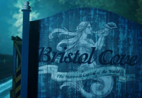 Is Bristol Cove a real town
