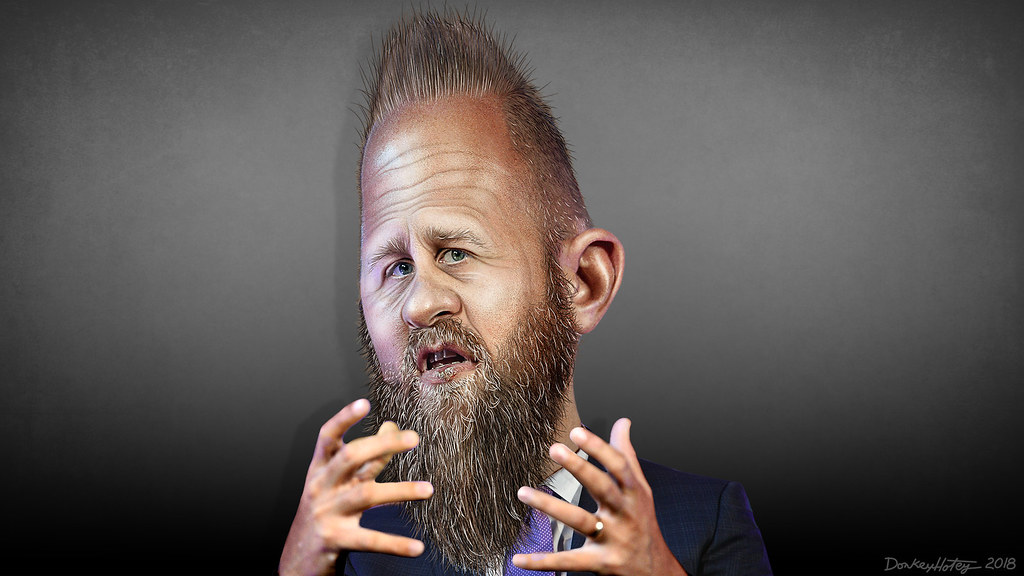 brad parscale caricature brad parscale is the campaign m flickr