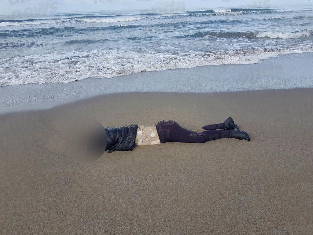 Paestum, cadavere di donna trovato sul litorale da alcuni studenti