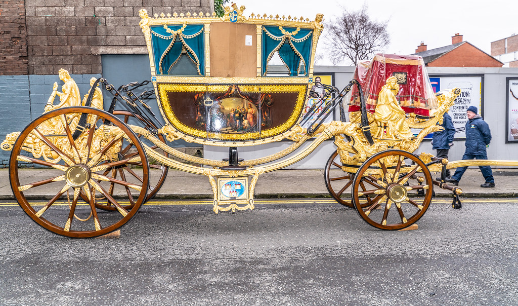THE DUBLIN LORD MAYOR'S COACH  001