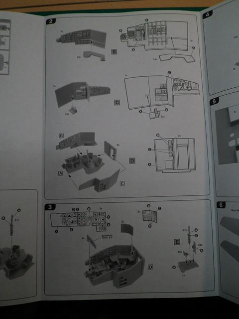 Ouvre-boîte Northrop YB-49 [Italeri 1/72] 40391973744_97b3680396_z