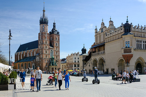 Main Market Square in Krakow | by WDnet