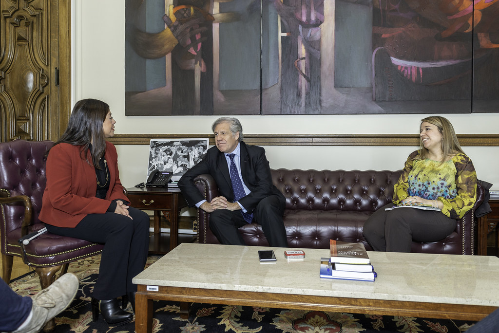 Secretary General Meets with Special Envoy of the UN Secre ...