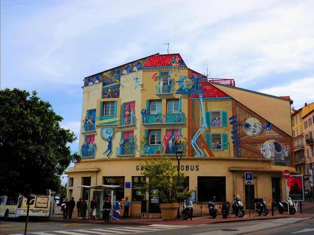 ... Murs Peints de Cannes-Cinéma Cannes | by Luigia80 (Pat)