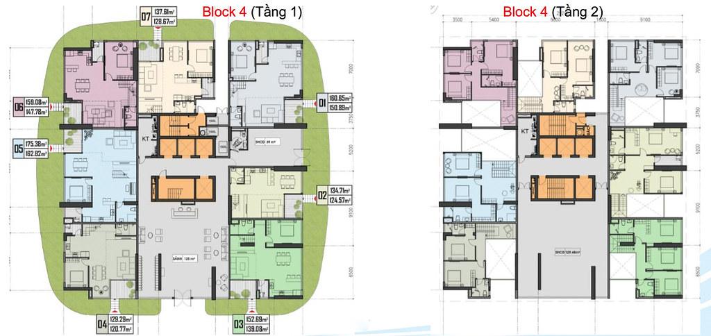 GemRiverside Duplex Villa Block 4