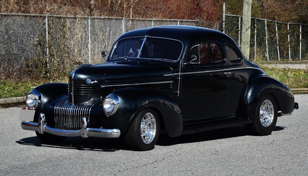 1939 chrysler royal coupe