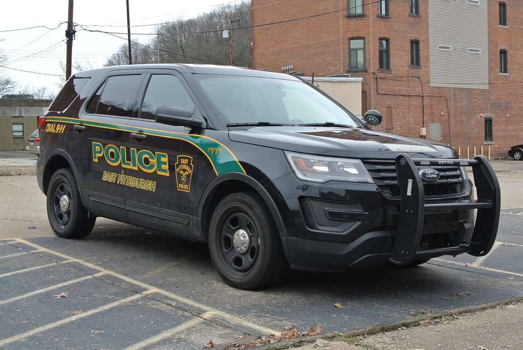 East Pittsburgh Police Department | Unit #4 belonging to ...