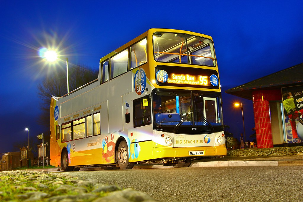 ... Stagecoach South West 17701 ML02RWO - Exmouth | by KA Transport  Photography