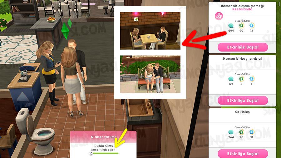 The Sims Mobile Yeni Güncelleme Büyük Haber Izzy Fabulous Fotoğrafçılık Kariyeri Photography Career SAHİL Waterfront