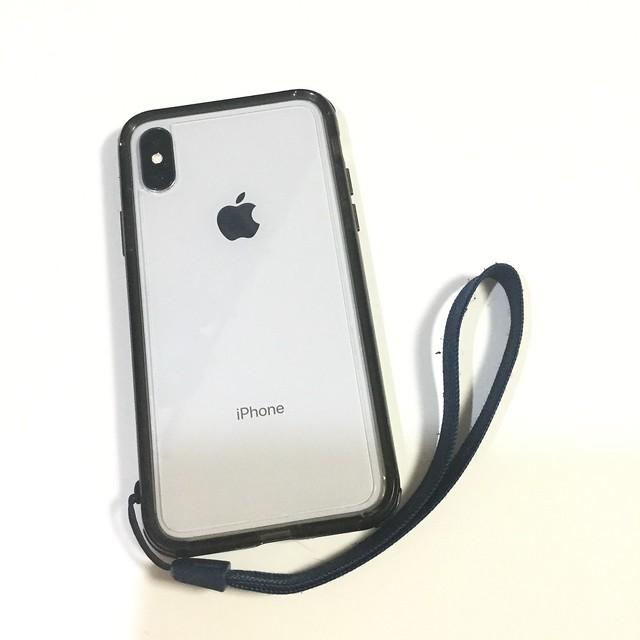 iPhone X裏