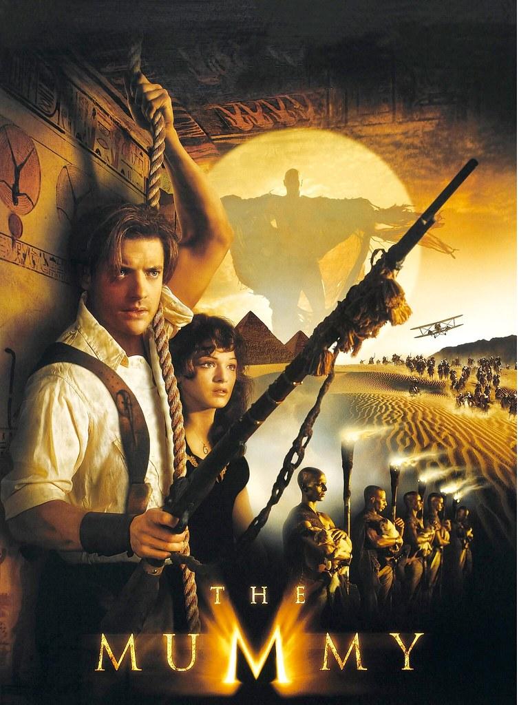 Tổng Hợp] (4 Disc 4K) The Mummy - Xác Ướp Ai Cập 2160p