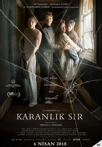 Karanlık Sır - Marrowbone (2018)