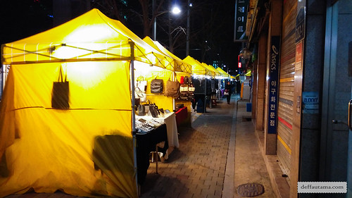 Dongdaemun Night Market - Market | by deffa_utama