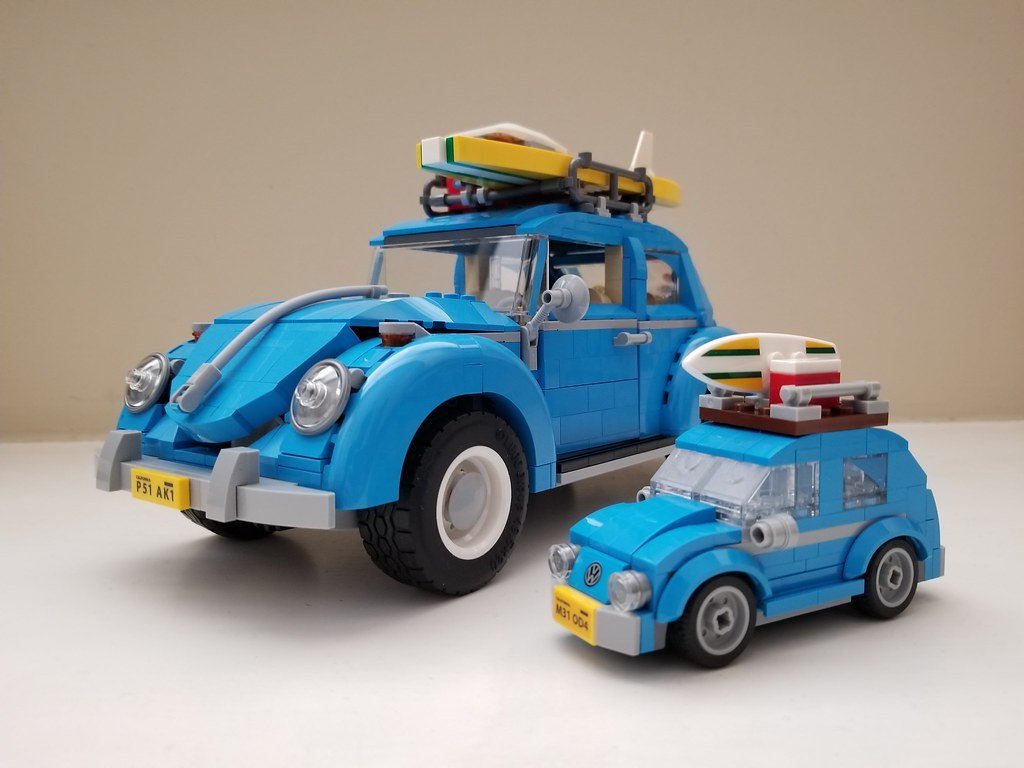 lego volkswagen beetle 10252 40252 icemiko flickr. Black Bedroom Furniture Sets. Home Design Ideas