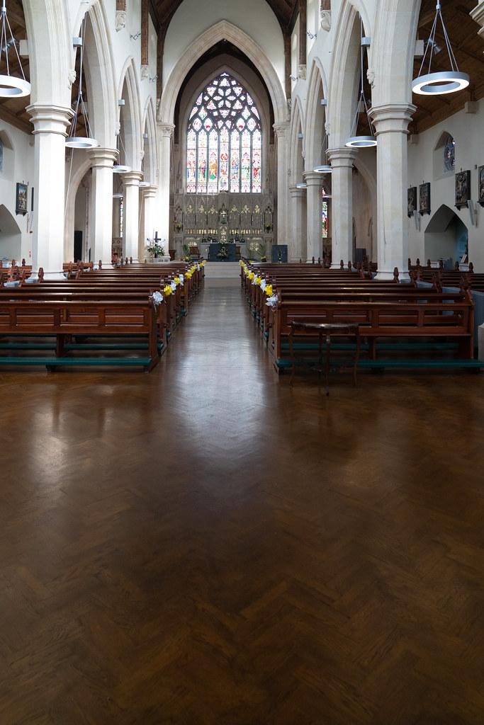SAINT CATHERINE'S CHURCH