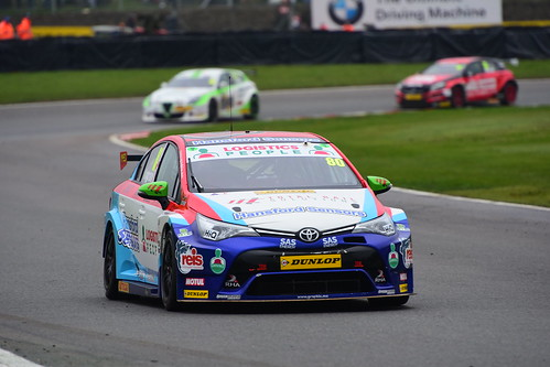 Tom Ingram, Toyota Avensis, British Touring Car Championship, Brands Hatch Indy 2018