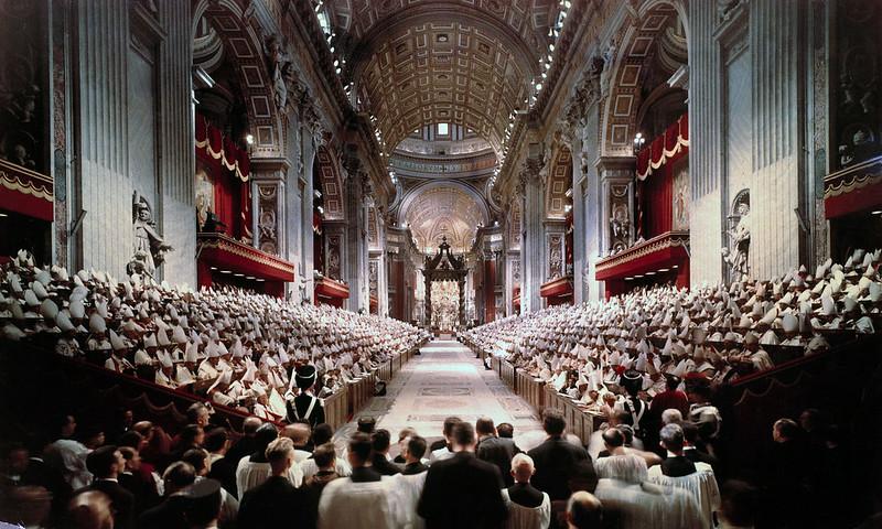 Discurso de Pablo VI en el Concilio Vaticano II