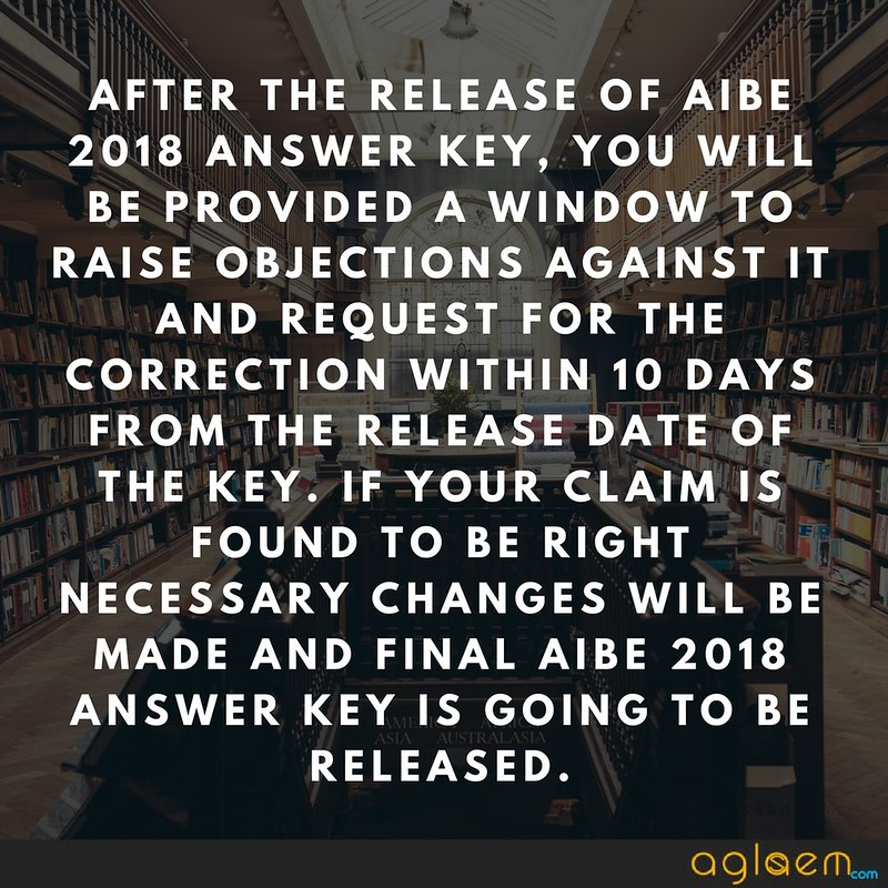 AIBE 2018 Answer Key
