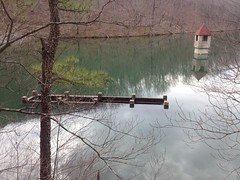 Berry College Reservoir Intake