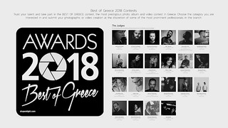 Alejandro Calore JUROR at BEST OF GREECE 2018 | by Alejandro Calore (REAL&SHORT® owner)
