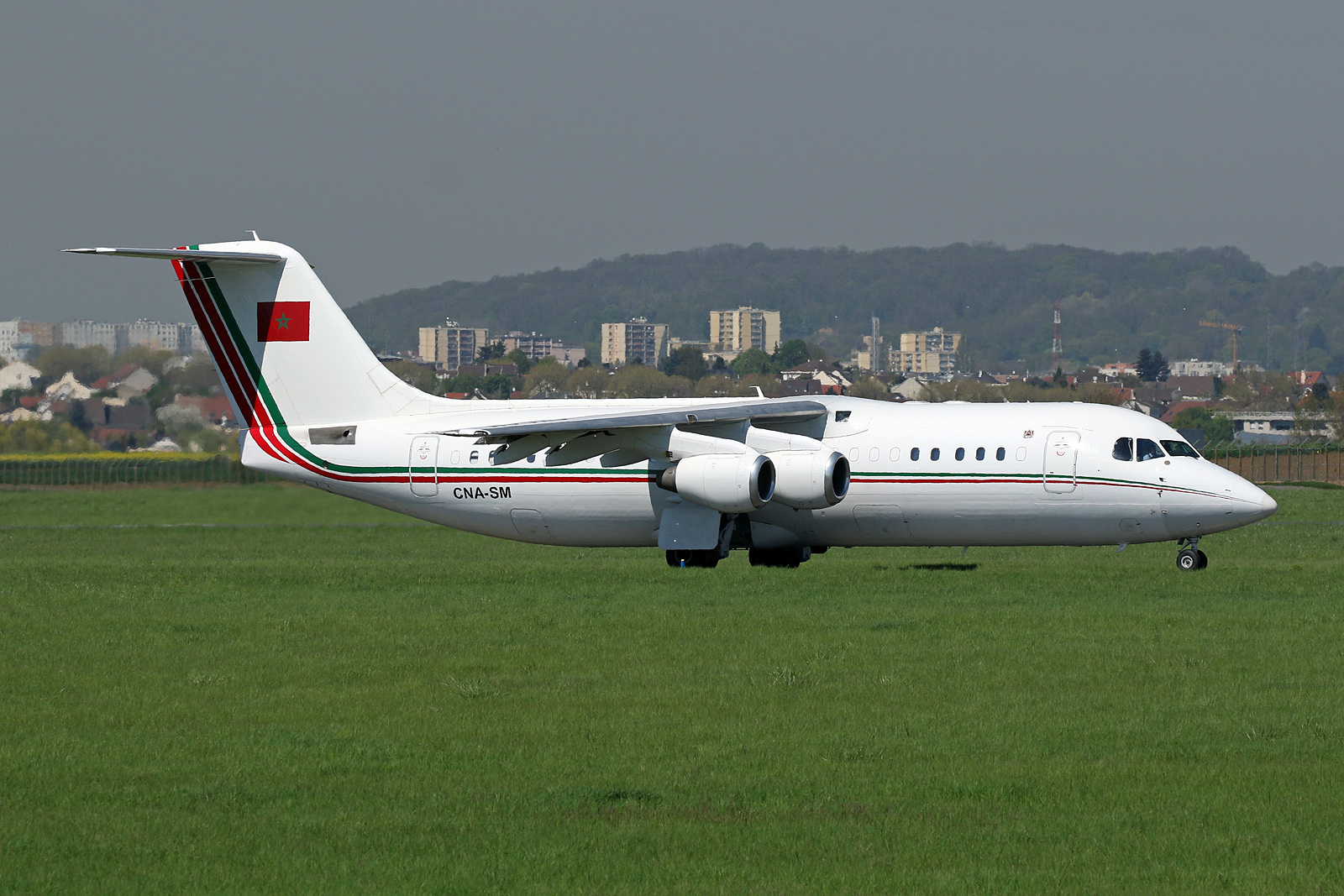FRA: Avions VIP, Liaison & ECM - Page 19 40857527384_1e15aab38e_o