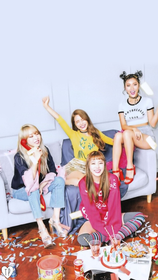 Mamamoo Wallpaper For More Kpop Wallpapers Follow Me F Flickr