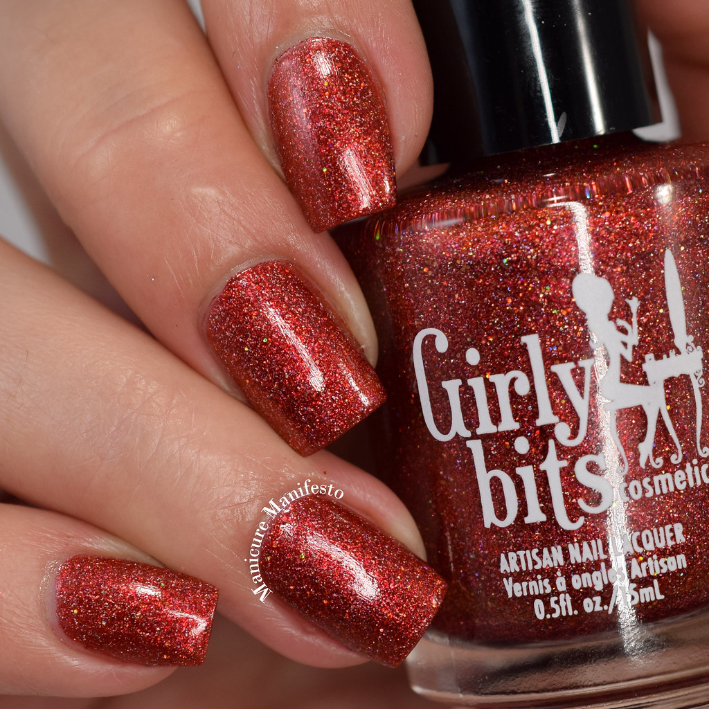 Girly Bits No Fawkes Given review