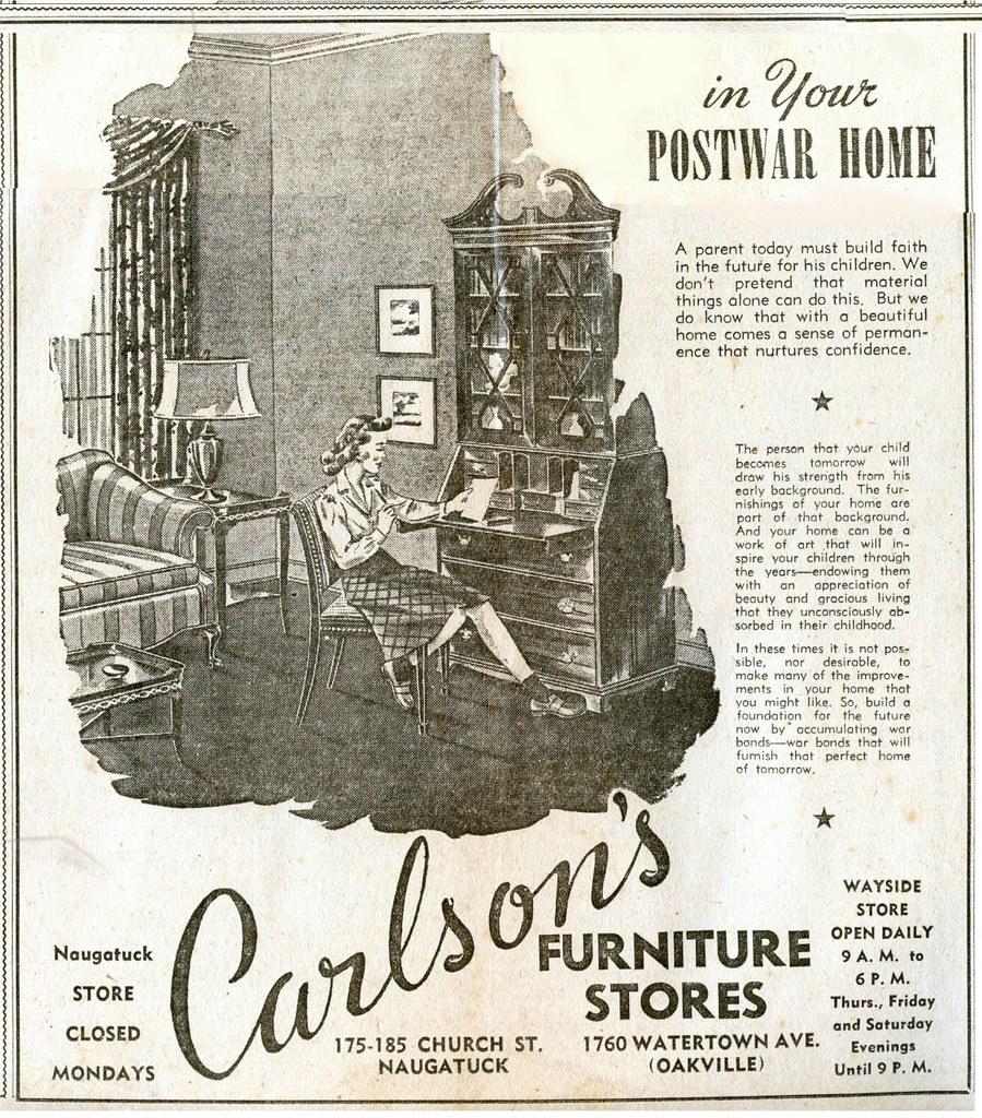Carlsons Furniture Store Oakville Waterbury Naugatuck Ct Flickr