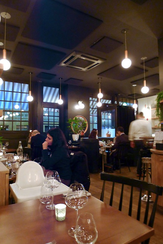 Restaurant Tomy & Co, Paris