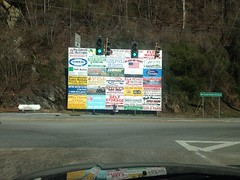Ellijay Billboard