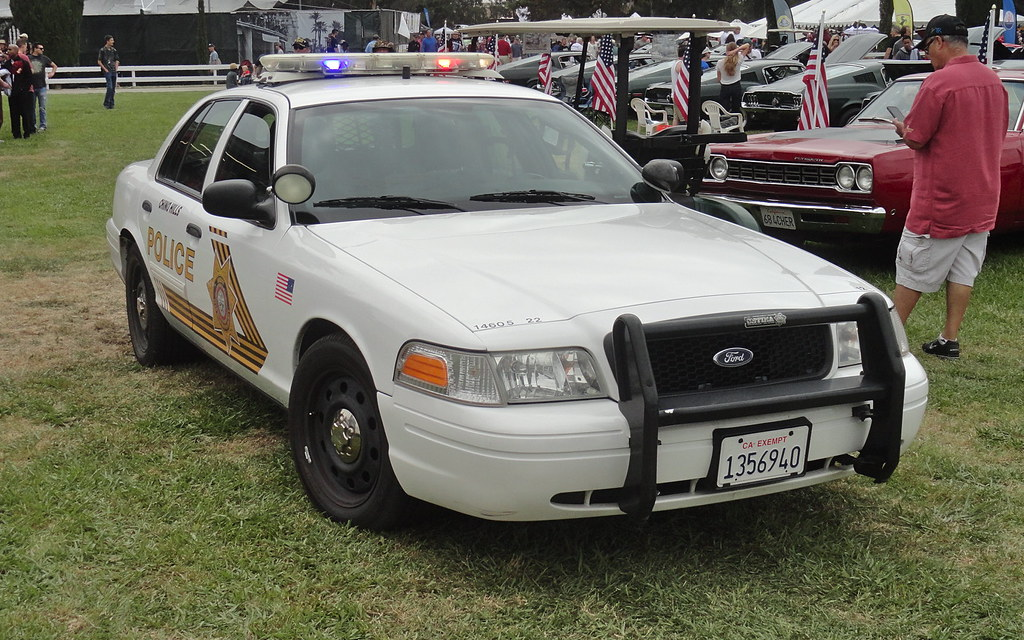 Chino Hills PD Friends Of Steve McQueen Car Show At Boys R Flickr - Chino hills car show