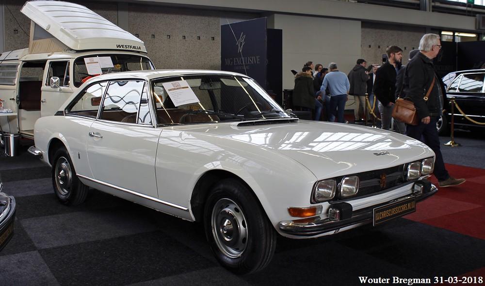 Peugeot 504 Coupe 1970 International Amsterdam Motor Show Flickr