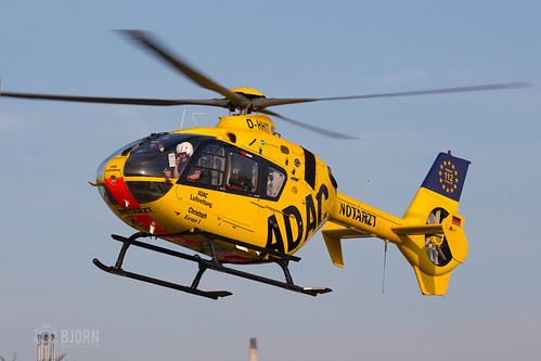 D-HHIT  ADAC Luftrettung Eurocopter EC135 P2, Geleen The Netherlands | by neplev1