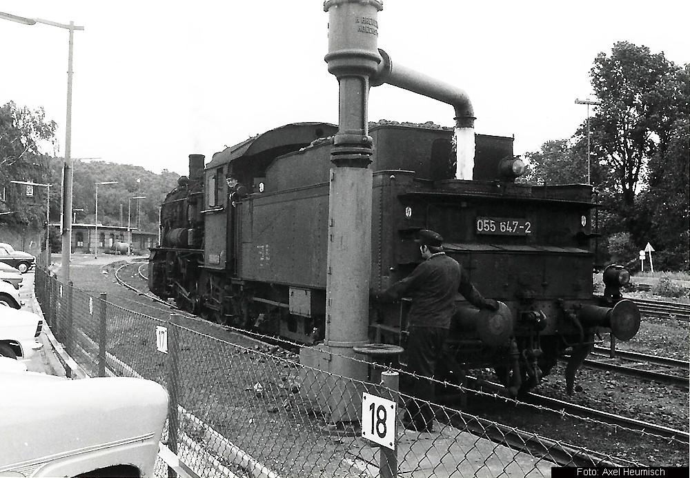 055 647, Stolberg Hbf, Juni 1970