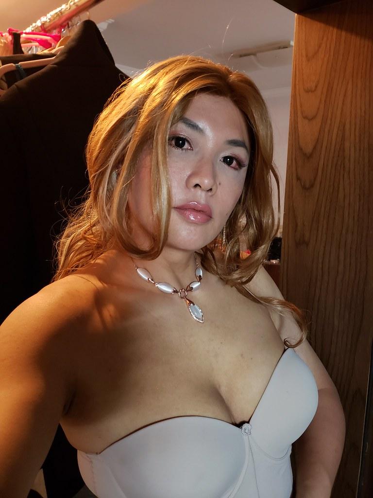Nude transgender