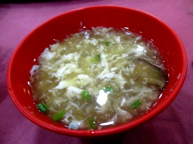 Nice House sea cucumber soup