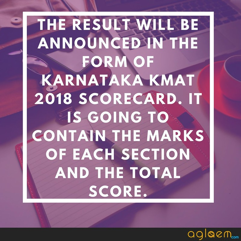 Karnataka KMAT 2018 Result (Announced) – Check Here for KMAT 2018