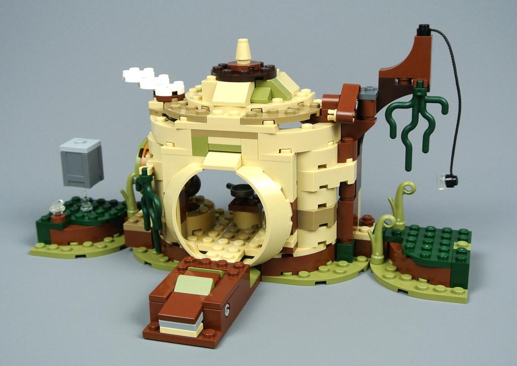 The Empire Strikes Back 75208 Yoda's Hut Luke Skywalker Minifig Only!