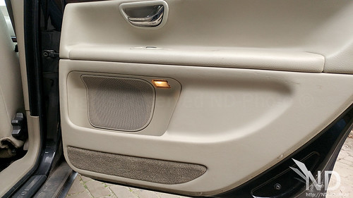 Volvo S80 2.4T Rear Vanity Lights LED | by ND-Photo.nl