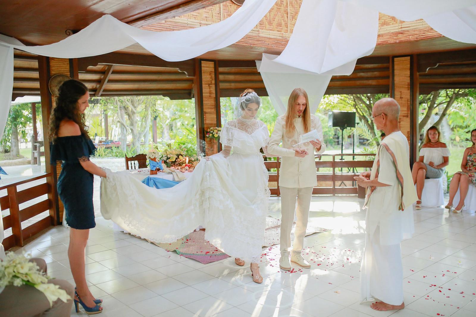 Russian Couple, Cebu Wedding