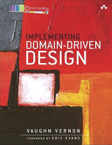 Implementing Domain-Driven Design, par Vaughn Vernon