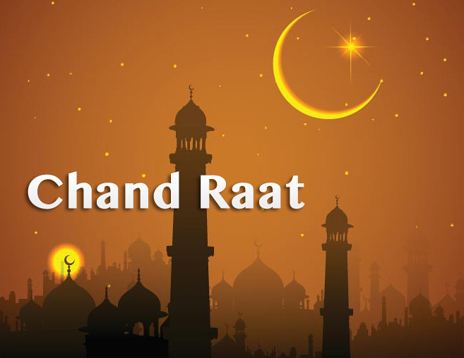 Chandraat 2018 Chand Raat Mubarak Sms Images Wallpape Flickr
