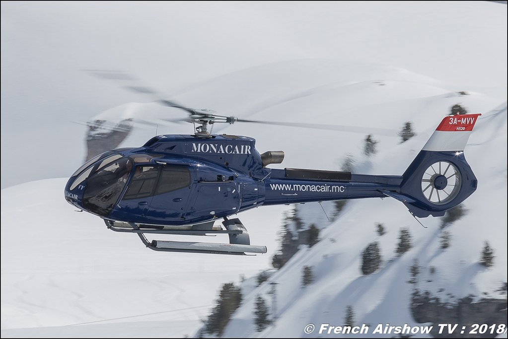 Airbus Helicopters H130T2 - Monacair